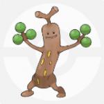ポケモンサン&ムーン【ウソッキー】種族値/ステータス/覚える技/入手方法