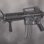 CoD MWR「M4 CARBINE」AR性能/評価 ブレの少なさを活かした遠距離戦向き