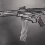 CoD MWR「MP44」AR性能/評価 レート以外はAK47同等の性能
