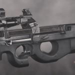 CoD MWR「P90」SMG性能/評価 装弾数の多さが魅力