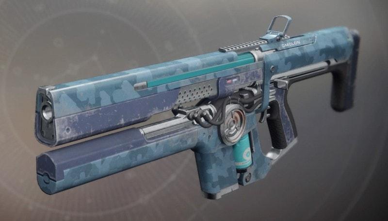 ユリエルの贈り物【Destiny2】オートライフル/武器性能/パーク ...